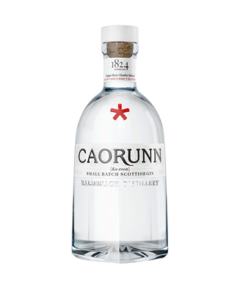 Caorunn is one of the best gins for 2019