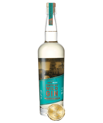 New Riff Distilling Kentucky Wild Gin Bourbon Barreled is one of the best barrel-aged gins
