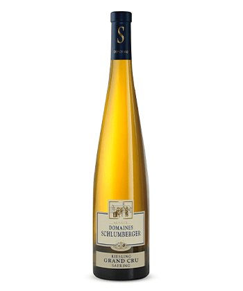 Domaines Schlumberger Riesling Saering is one of the best Rieslings for people who think they hate Riesling