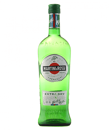 Martini & Rossi Extra Dry is one of the best vermouths for your Martini.
