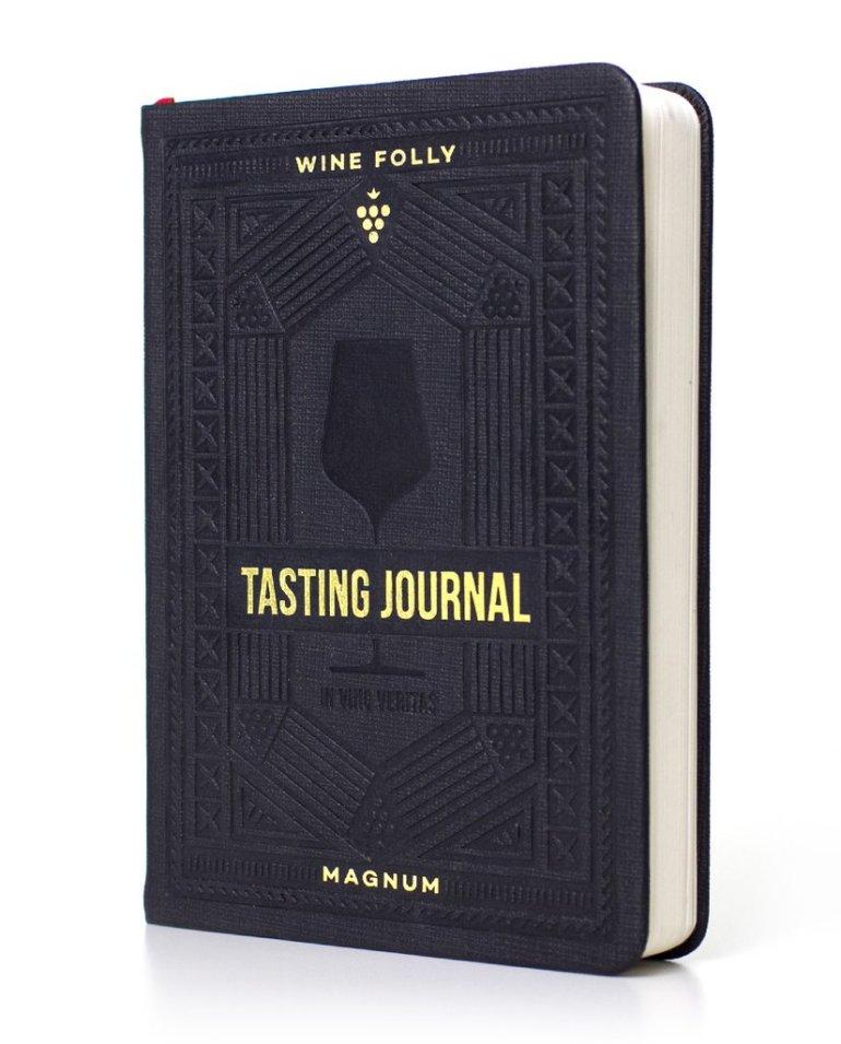 Wine Tasting Journal by Wine Folly