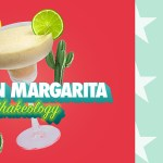 Frozen Margarita Shakeology Smoothie