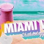 Miami Vice Shakeology Smoothie