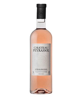 Château Peyrassol is one of the top 25 rosés of 2020.