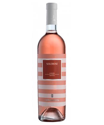 Fontanafredda 'Solerose' Langhe Rosato 2019 is one of the top 25 rosés of 2020.
