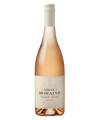 Gran Moraine Rosé is one of the top 25 rosés of 2020.