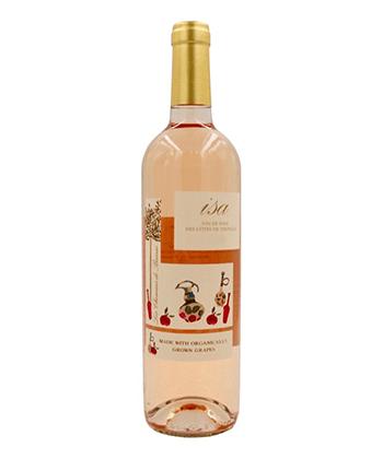 Les Chemins de Bassac Isa Rosé is one of the top 25 rosés of 2020.
