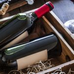 wine-bottles-packed-in-a-wooden-box-shot-rustic-royalty-free-image-87695
