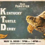 With the Kentucky Derby Postponed, Old Forester Will Race Turtles Instead