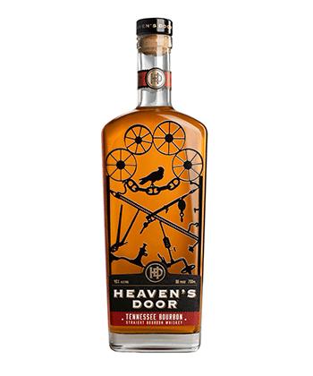 Heaven's Door Tennessee Bourbon is one of the 30 best bourbons of 2020.