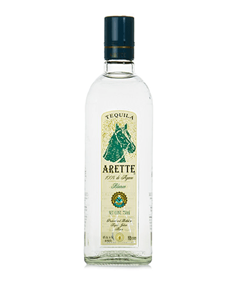 Arrete Blanco is one of the 30 best tequilas of 2020.