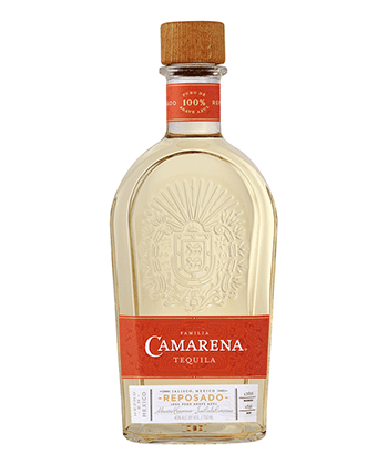 Camarena Reposado is one of the 30 best tequilas of 2020.