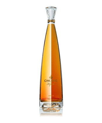 Cincoro Añejo is one of the 30 best tequilas of 2020.
