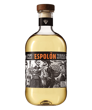 Espolon Reposado is one of the 30 best tequilas of 2020.