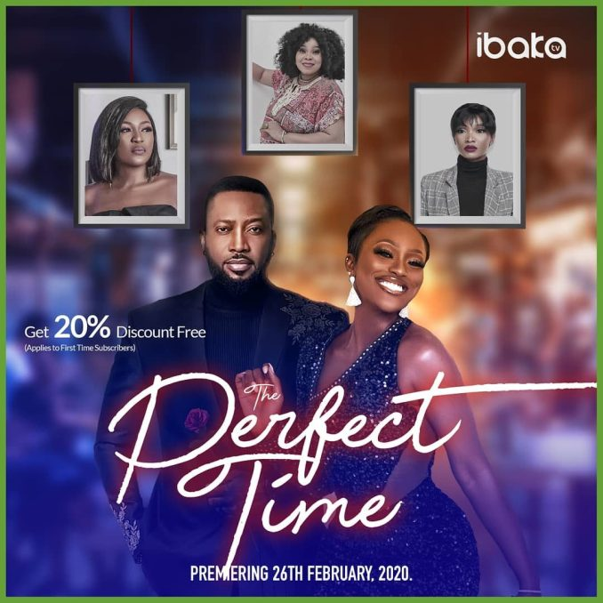 The Perfect Time – Nollywood Movie