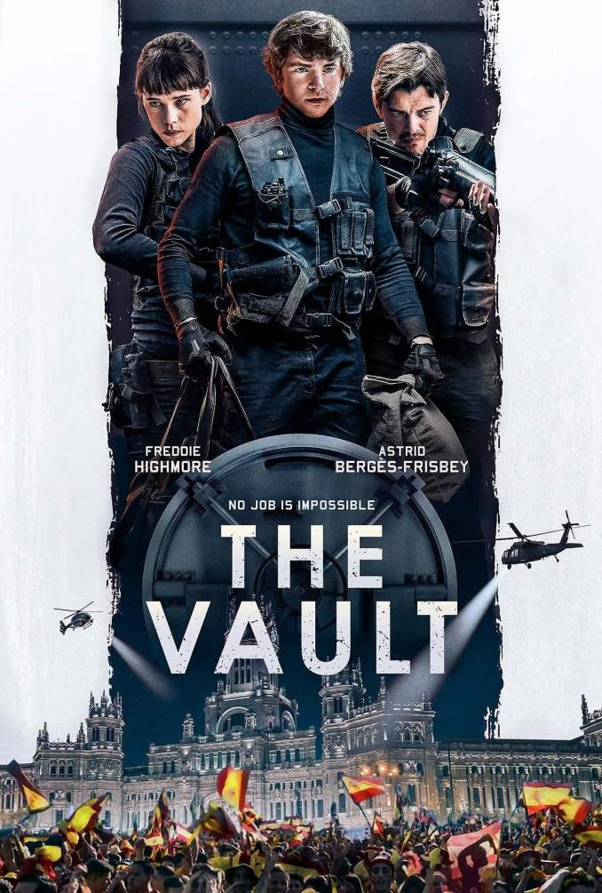 The Vault – Hollywood Movie