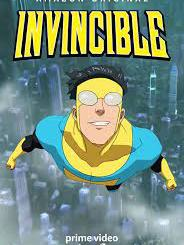 Invincible Season 1 TV series
