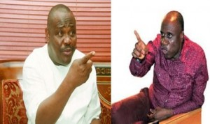 Wike and Amaechi, former partners in crime now at war with each other and as bad as the other