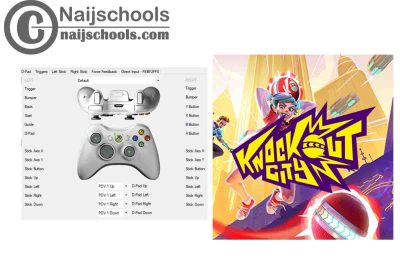 Knockout City X360ce Settings for Any PC Gamepad Controller | TESTED & WORKING