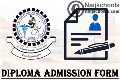 Muwanshat College of Health Science and Technology (MUCOHSAT) Diploma Programme Admission Form for 2021/2022 Academic Session | APPLY NOW