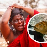 Woman Meets Her Dead Husband At Kwahu With His 25 Year Old Girlfriend By His Side