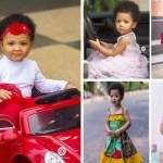Meet The Richest Celebrity Kid In Ghana, She Is Worth Over GH¢100K & She Has 28K Followers On IG