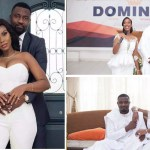 Power Couple! John Dumelo & His Wife's Look At Church For The First Time As A Couple