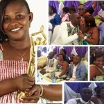 Rose Mensah Kyeiwaa wedding story (with pictures)