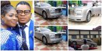 BishopObinim Buys $300,000 brand new luxurious 2 Rolls Royce ghost series (video)