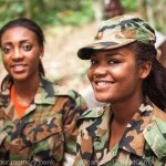 Finally Ghanaian Military Woman Announces Thier Official Website For Ghanaian Men To Hook Them Up