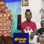 Kwadwo Nkansah Liwin shows off his adorable sons and mum in latest photo
