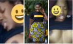 FULL VIDEO: Fella Makafui in 'danger' as her ex mistakenly leaked her alleged $ex t@pe online (Video+Photos)