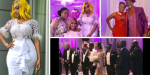 More Colourful Photos From Sarkodie's White Wedding To Tracy; Joselyn Dumas, Juliet Ibrahim and More