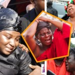 Amissah Arthur's wife blast NDC members for being hypocrites