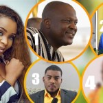 BREAKING: These Were The 5 Men That Benedicta Gafah has Slept with in Recent Times