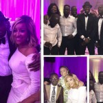 Nana Appiah Mensah, Psquare & More Celebrities; Other Pictures From Sarkodie's White Wedding