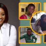 10 fresh photos of Jackie Appiah's son which show he has so much 'swag' just like his mother