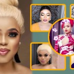 Bobrisky jets out to Dubai in style for vacation, wishes Nigeria a peaceful election