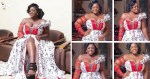 Tracey Boakye's latest photos cause fear and panic on social media