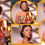 Becca Wins Artiste Of The Year At Glitz Style Awards Plus Pictures Of What She Wore To The Event