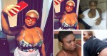 Busty Nigerian p0rn star, Annie Blonde recounts incidents that made her join p0rn industry (Photos)