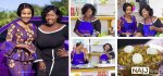 Nana Ama McBrown Features Maame Serwaa On McBrown Kitchen As She Cook Palaver Sauce And Rice