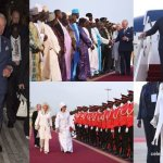 Prince Charles & Camilla receive warm welcome in The Gambia to begin tour of Gambia, Ghana, and Nigeria