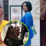 Big 'Yawa' As Delay's Name Got Spelt Wrongly On Her Biggest Award She Won Yesterday In New York