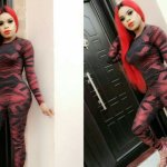`Bobrisky flaunts his growing curves (Photos)