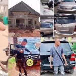 20-yr-old Nigerian big boy lists his 2018 achievements, to inspire other youths (Photos)