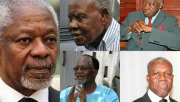 Prominent Ghanaians Who Died in 2018