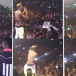 Shatta Wale Pulls Massive Crowd To His Thanksgiving Concert