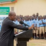 Mahama Reveals His Second Term Ambitions [Screenshot]