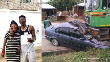 Shatta Wale Mother Involve In Car Accident